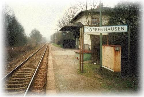 Bahnhof Poppenhausen